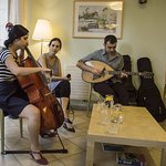 Music at Eden Hotel- Ecoute group
