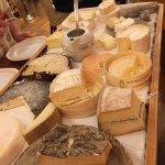 quel plateau de fromages!