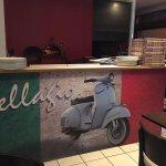 Plan de travail du Bellagio