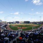 The newly renovated Steinbrenner Field.
