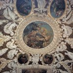 ceiling in Palazzo Ducale
