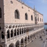 Palazzo Ducale from Baslica Terrace