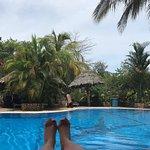 Photo de Langi Langi Beach Bungalows
