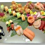 Sushi e Sashimi Chef Special