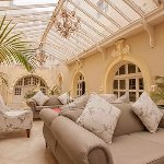 Relax in the Conservatory, enjoying a drink after work or some tea or coffee