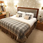 The Kings Arms Hotel - Bedrooms