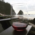 Pinot on the Rocks!