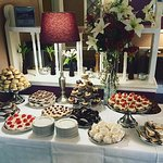 High Tea Cake Buffet