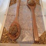 Amber at The Landmark Mandarin Oriental