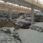 Photo of Akrotiri Archaeological Site