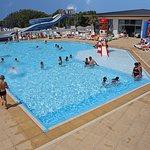 Piscine plein air, Toboggans et piscine couverte chauffée