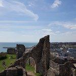 Hastings Castle Photo