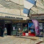 Espace Tairraz - (Entrée du musée de Crsitaux)