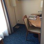 tiny desk area