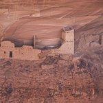Antelope house ruins.
