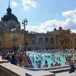 Széchenyi Baths and Pool Foto