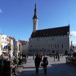 Rathausplatz Foto
