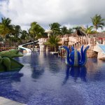 Tropical/Colonial water park
