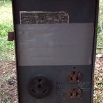 Power Outlet Box Site 40