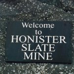 Honister Slate Mine was also visited