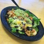 Shrimp Salad with Guacamole