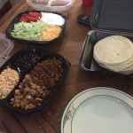 Fiesta Pack (taco take home pack for five)