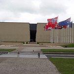 façade du mémorial