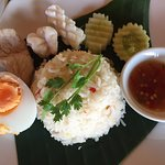 Songkarn's day at Maneechan resort