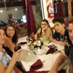 REUNION DEL CHIVO EN FAMILIA