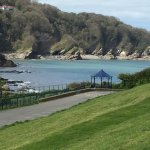 Lovely site, good walks, friendly staff.