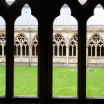 Cloisters, Lincoln Cathedral