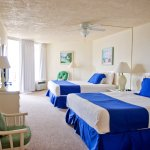 2 queen Beds in Suite Type Room.