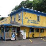 The Great Escape Ice Cream Parlor Photo