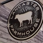 Lancaster Farmhouse - great cheese and gigantic sandwiches