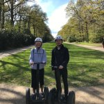 Photo de SEGWAY EXPERIENCE: Segway and E-Scooter Tours