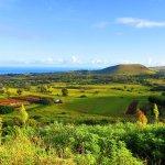 Vista panorámica desde Puna Pau