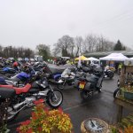 Motorcycle Engagement day Easter 2017