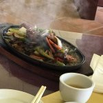 Beef Sizzling Platter