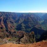 Waimea Canyon Outlook