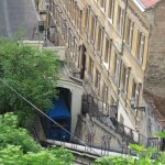 Zagreb, Funicular, from top to down