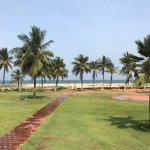 The Ashok Beach Resort