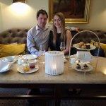 Afternoon Tea at Excelsior Hotel Ernst