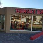 Entrance to Sunste Bay