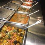 Dinner Buffet Wednesday night 5-9pm