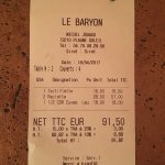 Photo of Le Baryon