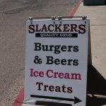 Slackers - sign