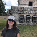 Tulum ruins and snorkeling in the cenotes