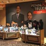 Photo de Penn & Teller