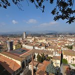 Beautiful view of Lucca