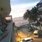 vista al mar gratis!! habitacion con terraza